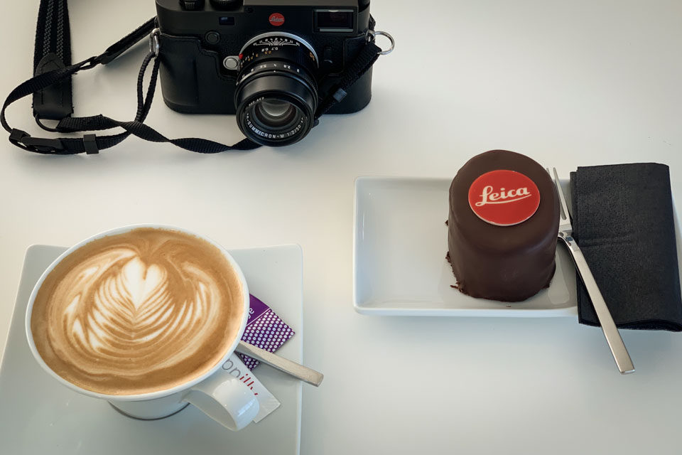Cafe Leitz / Leica Park 1, Wetzlar